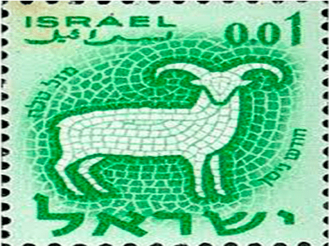Astrología de la Kabbalah, Aries mes de Nisan