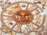 Signos del zodiaco y su correlación con los meses del calendario hebreo. Introducción a la astrología cabalística
