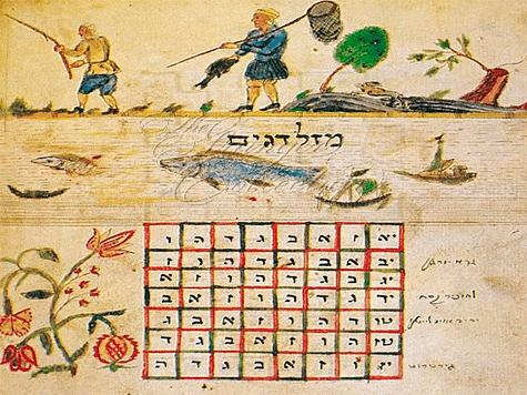 Kabbalah Piscis