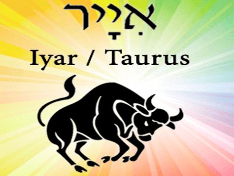 Astrología de la Kabbalah, Tauro