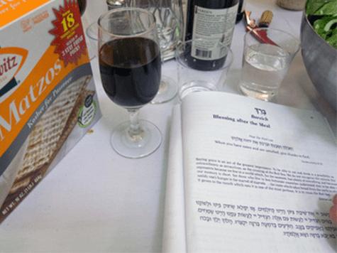 Celebración de la Pascua judía
