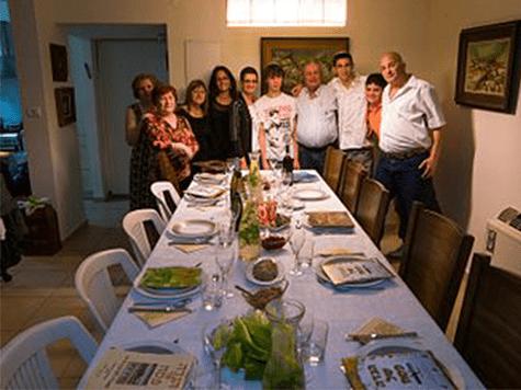 La Cena de Pascua judía