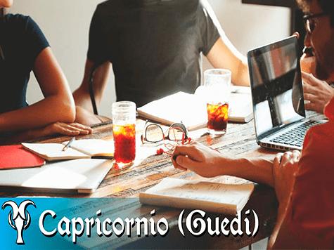 Horóscopo semanal de la kabbalah de Capricornio (Guedi)