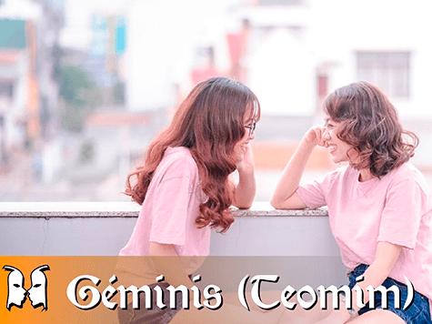 Horóscopo semanal de la kabbalah de Géminis (Teomim)