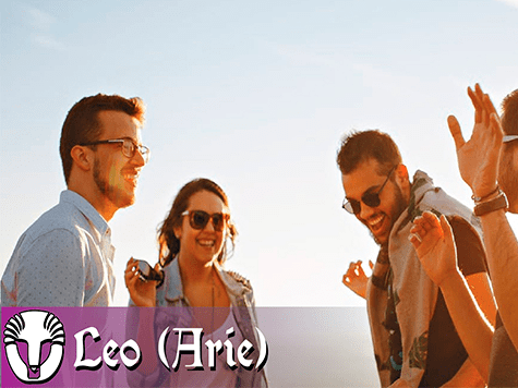 Horóscopo semanal de la kabbalah de Leo (Arie)