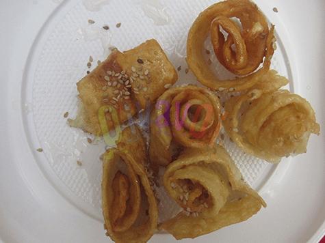 Manicotti de Purim