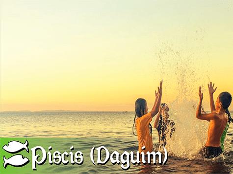 Horóscopo semanal de la kabbalah de Piscis (Daguim)