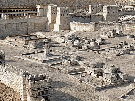 Destrucción del templo del Jerusalen