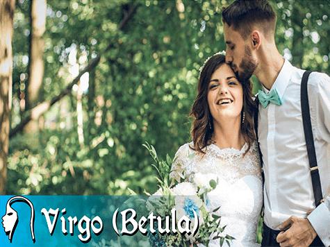 Horóscopo semanal de la kabbalah de Virgo (Betula)