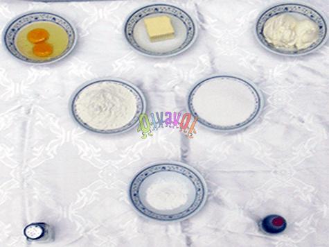 Galletas de cheesecake para Shavuot (Pentecostés)