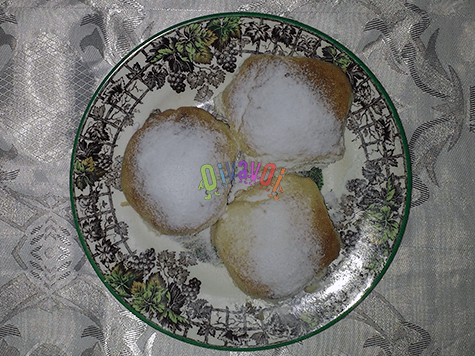 Galletitas de cheescake para Shavuot