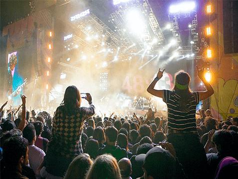 Lollapalooza y el Rebe de Lubavich