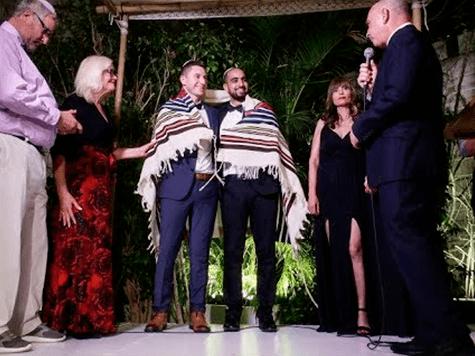 Casamiento judio gay