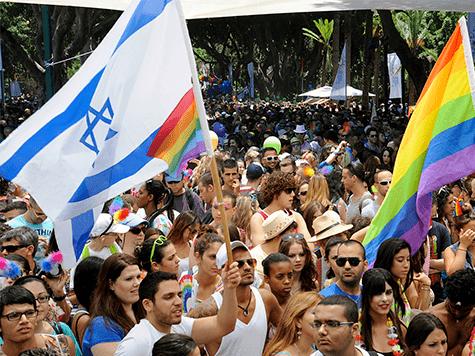 250.000 personas en la Pride Parade de Tel Aviv más grande de la historia