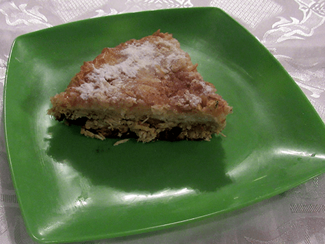 Moroccan philo pastry