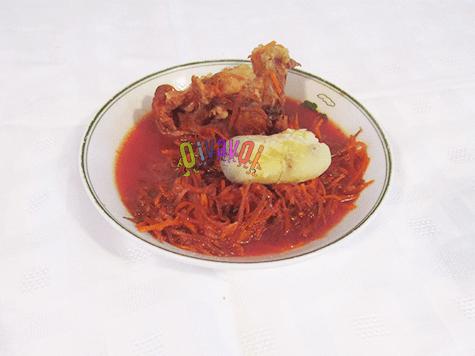 como preparar borscht