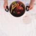 sopa rusa de betarragas, borscht