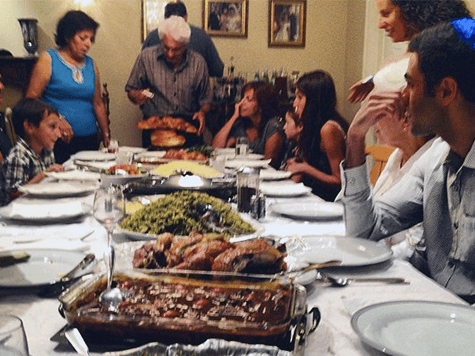 La cena de Rosh Hashaná paso a paso
