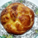 Round braided bread recipe for the Jewih New Year