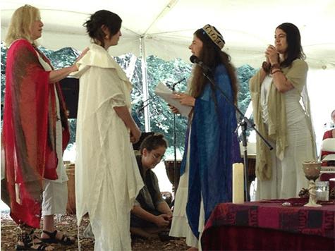 kohenet, la sacerdotisa judía