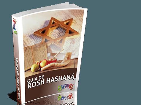 Libro Gratis: Guía de Rosh Hashana
