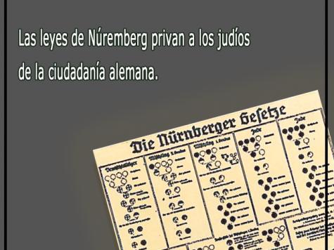 Leyes de Nuremberg, 15 de septiembre