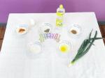 Buñuelos de puerro para Rosh Hashaná (el año nuevo judío)