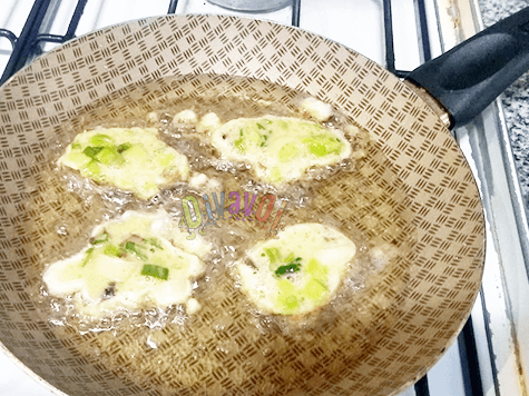 Buñuelos de puerros (keftes de prasa)