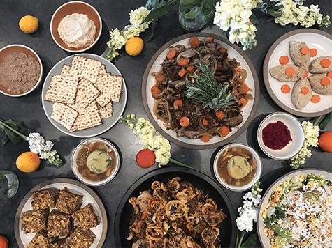 quiz gastronomia judia