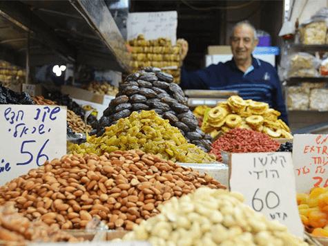 El Mercado Levinsky, designado uno de los 8 mejores del mundo