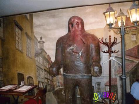 Museo judío de Praga, el hogar del Golem