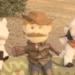 Dos vacas y un cowboy rezan en hebreo
