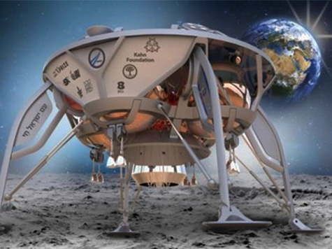 Israel enviará en febrero un cohete a la luna