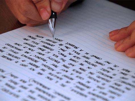 ¿La grafología tiene razón? Un nuevo estudio israelí da una pista