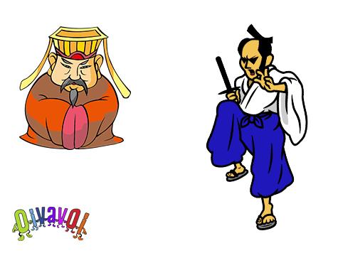 ¿Por qué eligió el emperador al samurai judío, y no al chino ni al japonés?