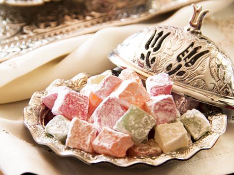 Delicias turcas (rahat lokum)
