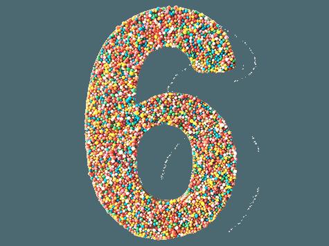 Horóscopo numerológico de la Kabbalah para el 2021: número 6