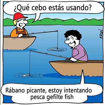 pescar gefilte