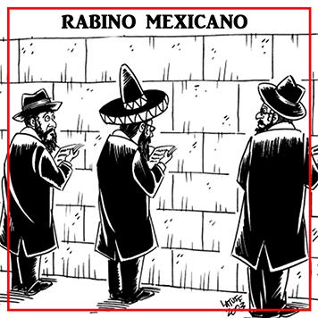 rabino mexicano