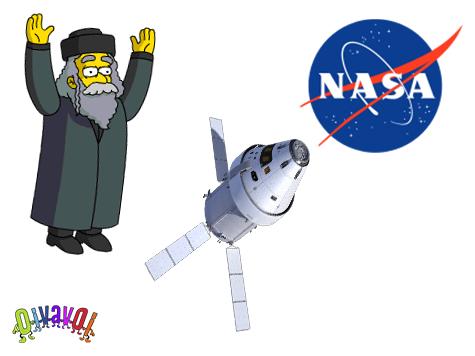 Un cura, una pastora y un rabino entra en un cohete...