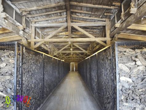 Majdanek, el campo de concentracion y exterminio mejor conservado
