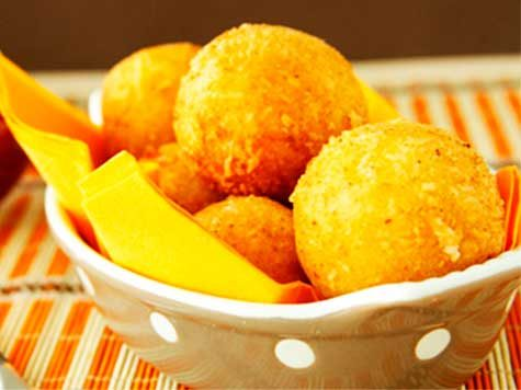 Buñuelos de papas para Pesaj