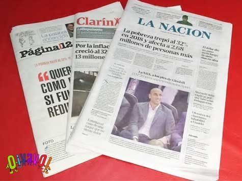 diarios argentinos