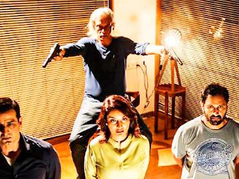 """'Hostages' (""""Rehenes"""", por Netflix)"""