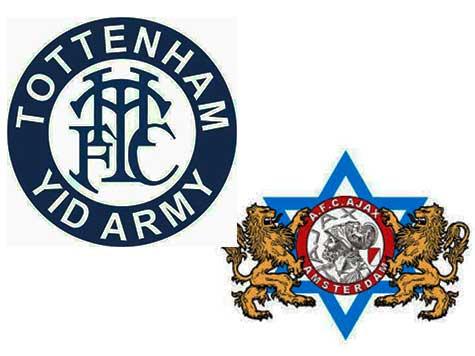 """Super Joden vs. Yid Army: la semifinal de Champions más """"judía"""" de la historia"""