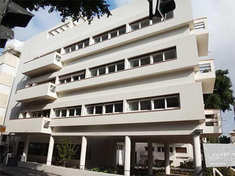 El centenario de la Bauhaus, en la Ciudad Blanca de Tel Aviv
