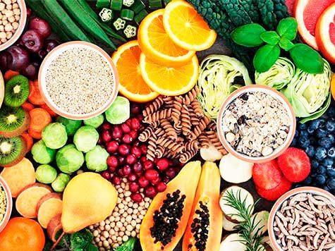 ¿Cuán sana es la dieta de tu país?