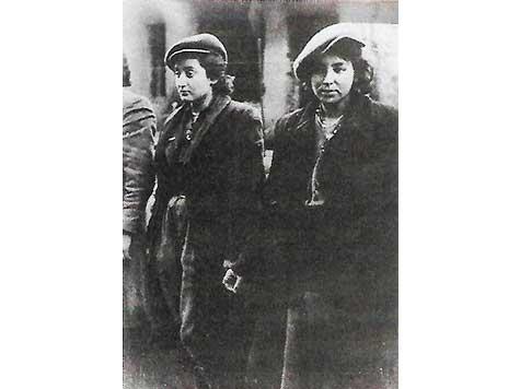 Las luchadoras judías en el Levantamiento del Gueto de Varsovia y el miedo que infundían en las SS, según su verdugo nazi