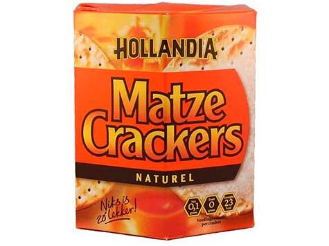 Matzá, el pan típico de Holanda