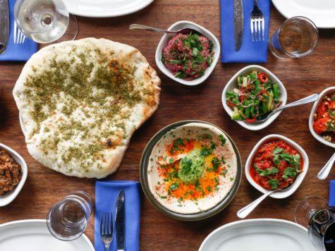 zahav, oscar israelí de la cocina
